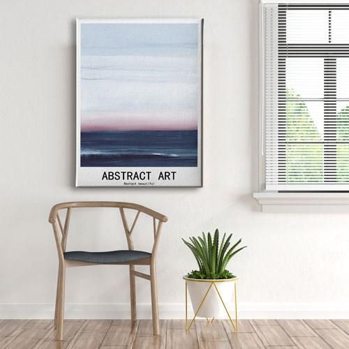 Abstract Art Canvas Tablo